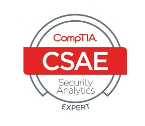 Cybersecurity CompTIA Security Analytics Expert - CSAE logo