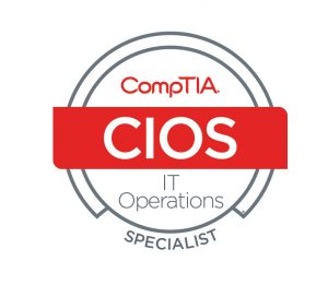 Infrastructure CompTIA IT Operations Specialist - CIOS logo