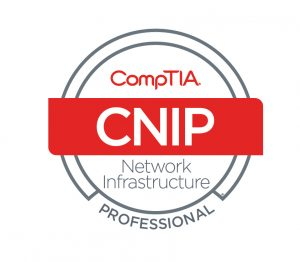 Infrastructure CompTIA Network Infrastructure Professional - CNIP logo